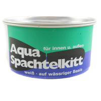 Aqua Spachtelkitt Tiger weiss matt 0,5kg
