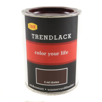 Acryllack Tiger Trendlack red shadow 8 seidenmatt 0,5l