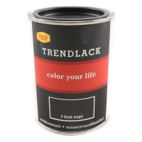 Acryllack Tiger Trendlack black magic 02 seidenmatt 0,5l