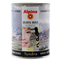 Buntlack Alpina Colorful World bright tundra seidenmatt 0,5l